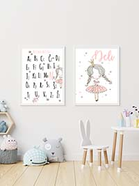 Plakati za šolo Moj mini svet